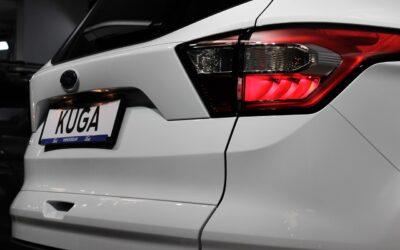 Den nye Ford Kuga 2020